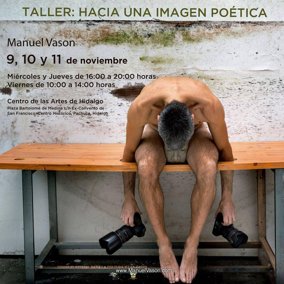 3 days workshop at the Centro de las Artes de Hidalgo (Mexico)